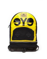 Junya Watanabe - Yellow Textile Backpack - Lyst