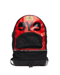 Junya Watanabe - Red Textile Backpack - Lyst