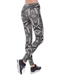 Sweaty Betty | Multicolor Contour Workout Leggings | Lyst