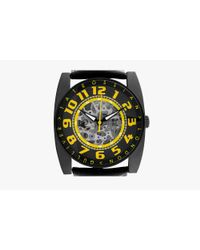 Tateossian - Black Gulliver Skeleton Sport Watch for Men - Lyst
