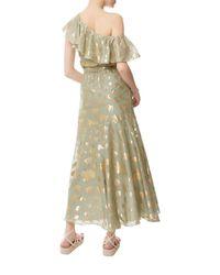 Temperley London - Multicolor Riviera Midi Dress - Lyst