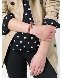 Bottega Veneta | Pink Leather Bracelet | Lyst