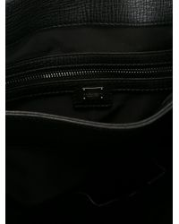Dolce & Gabbana - Black Classic Briefcase for Men - Lyst