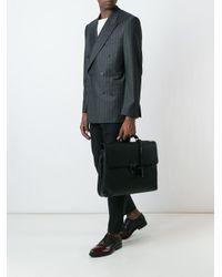 Dolce & Gabbana - Black Classic Briefcase for Men - Lyst