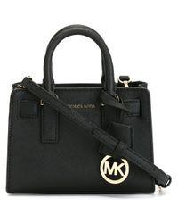 MICHAEL Michael Kors - Black Dillon Mini Crossbody Bag - Lyst