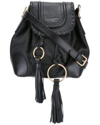See By Chloé - Multicolor 'polly' Crossbody Bag - Lyst