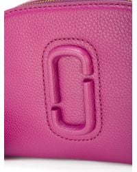 Marc Jacobs Pink Small Shutter Camera Bag