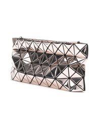 Bao Bao Issey Miyake | Pink Platinum Shoulder Bag | Lyst