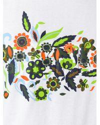 Fendi - White Hypnoteyes T-shirt for Men - Lyst
