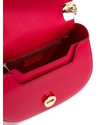 Ferragamo - Red New Anna Bag Small Tote - Lyst