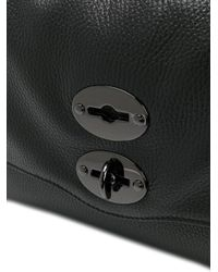 Zanellato - Black Dollarone Pouch for Men - Lyst