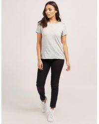 Armani Jeans - Black J28 Skinny Jeans - Lyst
