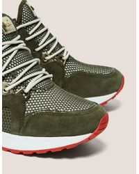 Michael Kors - Green Womens Scout Trainer Olive/olive - Lyst