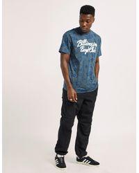 Billionaire Boys Club - Ice Cream - Blue Galaxy Short Sleeve T-shirt for Men - Lyst