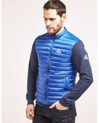 Pyrenex | Blue Lightweight Gilet for Men | Lyst