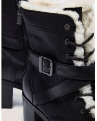 Ugg - Black Ingrid Ex Boot - Lyst