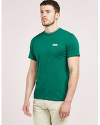 Barbour - Green International Deals Short Sleeve T-shirt for Men - Lyst