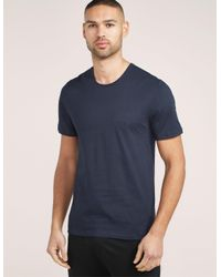 BOSS - Blue Mens 3-pack Logo Short Sleeve T-shirts Navy, Navy for Men - Lyst