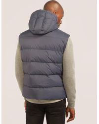 Pyrenex - Blue Spout Gillet for Men - Lyst