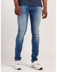 Jacob Cohen - Mens Slim Fit Jeans Blue for Men - Lyst