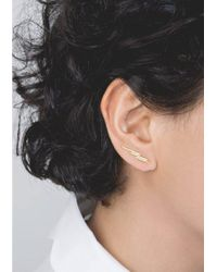 Rachel Jackson - Metallic Electric Goddess Ear Crawlers - Lyst