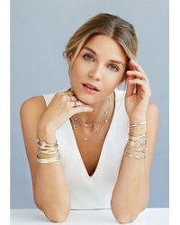 Anna Beck - Metallic Bar Necklace - Lyst