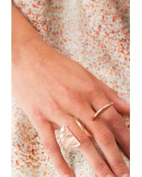Bjorg | Pink Parallel Dimensions Ring | Lyst