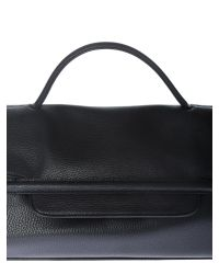 Zanellato - Dark Blue Nina M Bag - Daily Line - Lyst