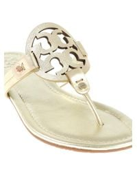 Tory Burch - Multicolor Miller Sandals - Lyst