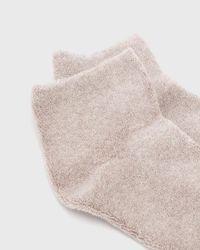 Baserange - Multicolor Buckle Ankle Socks - Lyst