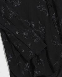 Pas De Calais | Black Printed Blouse | Lyst