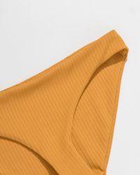 Mara Hoffman - Orange Zoa Bikini Bottom - Lyst