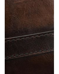 Frye - Brown Oliver Bi-fold for Men - Lyst