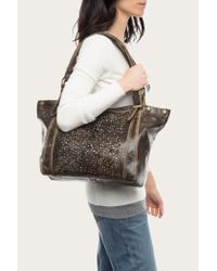 Frye - Brown Deborah Shoulder - Lyst