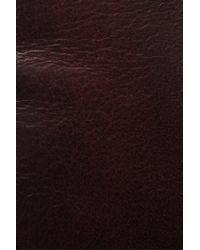 Frye - Purple Mara Button Short - Lyst