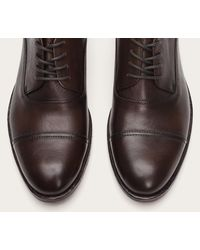 Frye - Brown Sam Oxford for Men - Lyst
