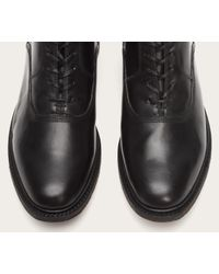 Frye - Black James Bal Chukka for Men - Lyst