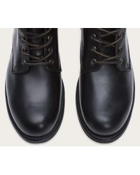 Frye - Black Sutton Tall Lace for Men - Lyst