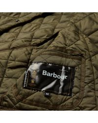 Barbour - Green Heritage Liddesdale Quilted Jacket for Men - Lyst