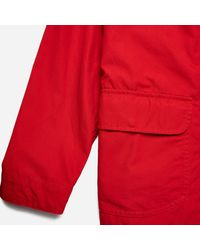 Beams Plus - Red Hunting Jacket for Men - Lyst
