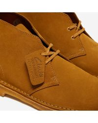 Clarks - Brown Desert Boot for Men - Lyst