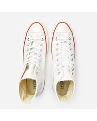 Converse - White Chuck Taylor All Star 1970 Hi for Men - Lyst