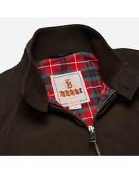 Baracuta - Brown G9 Jacket for Men - Lyst