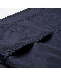 Manastash - Blue Od Lumber Jacket for Men - Lyst