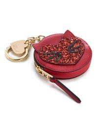 Karl Lagerfeld - Red Valentine Purse - Lyst