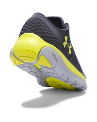 Under Armour - Gray Speedform Fortis 2 Running Shoes for Men - Lyst