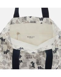 Radley - Multicolor Data Dog Medium Tote Bag - Lyst