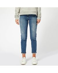 5c2fcafa Tommy Hilfiger. Women's Blue Icons Gramercy Jeans. See more Denim Skinny ...