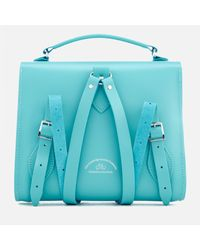 Cambridge Satchel Company - Blue Barrel Backpack - Lyst