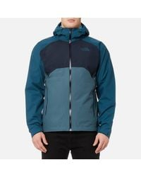 The North Face Blue Stratos Jacket for men